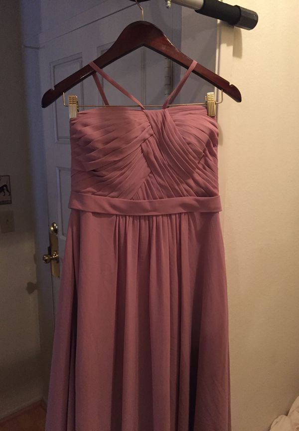 2f1e32bb490 Vintage Mauve Azazie Felicity Bridesmaid Dress for Sale in West Los ...