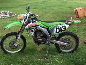 2006 KX450F for Sale in Maple Valley, WA