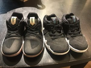 Toddlers Kyrie 3 & Kyrie 4 size 10c for Sale in Round Rock, TX