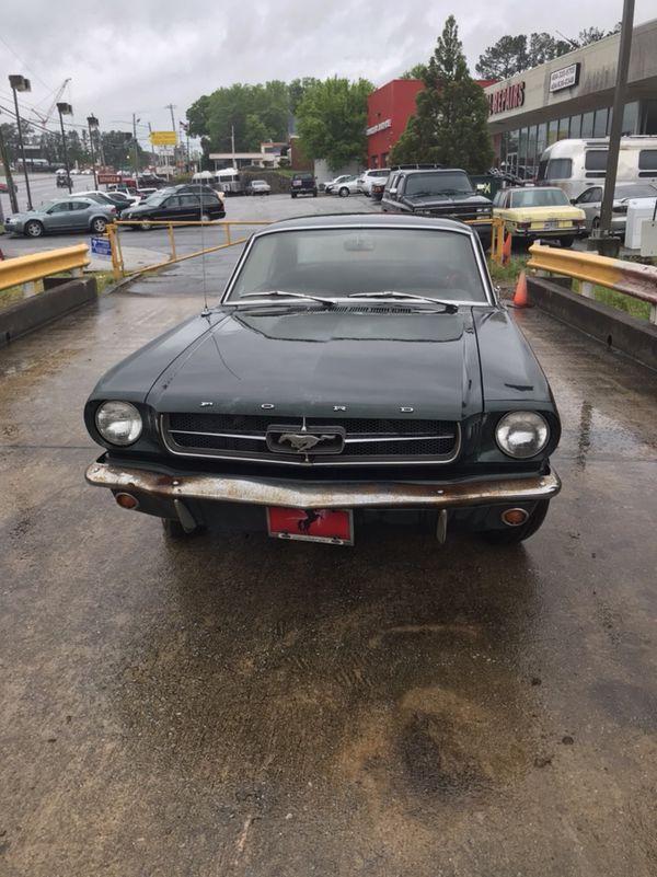 Mustang 1965 v8 classic vintage project (Cars & Trucks) in Atlanta ...