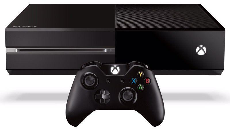 Xbox one original + controller+ cables