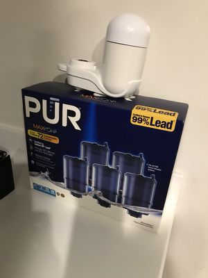 Pur water filter with 3 filters for Sale in Haymarket, VA