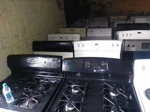 Appliances for sale with warranty for Sale in Philadelphia, PA