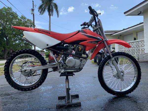 HONDA CRF 100 I BUY SELL TRADE DIRT BIKES, ATV's & ATC's for Sale in Fort  Lauderdale, FL - OfferUp
