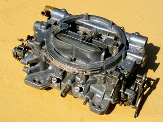 "Carter ""Competition Series"" Carburetor Thumbnail"