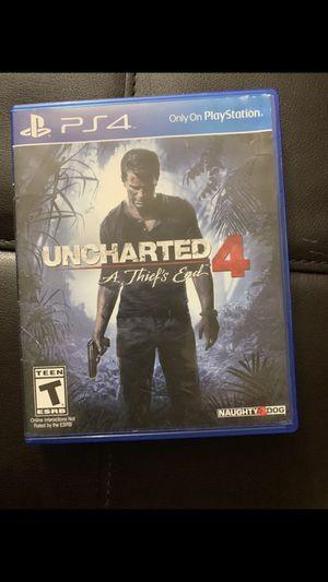 Uncharted 4 for Sale in Manassas, VA