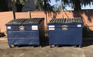 Dumpster rental rent a bin trash hauler waste recycling for Sale in Los Angeles, CA