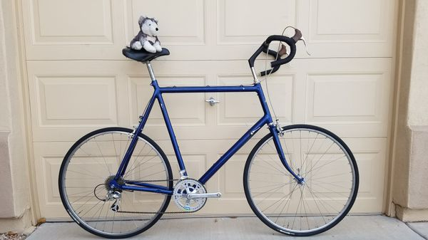 de4905fcc1a Huge Cannondale Vintage Road Bike Bicycle 67cm fully tuned ride ready