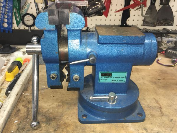 Larin 5 Multi Function Bench Vise For Sale In Bothell Wa
