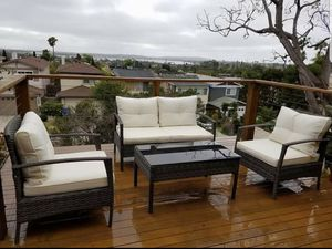 New And Used Patio Furniture For Sale Offerup