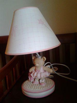 Baby Girl Room Lamp for Sale in Centreville, VA