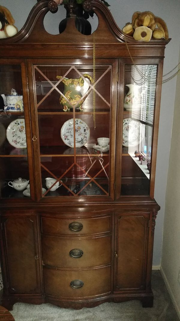 Antique China Hutch >> Antique China Hutch For Sale In Happy Valley Or Offerup