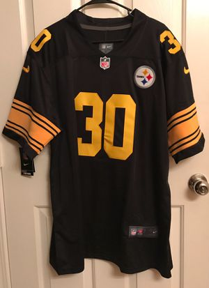 James Conner Color Rush Pittsburgh Steelers Jersey for Sale in Aurora, CO