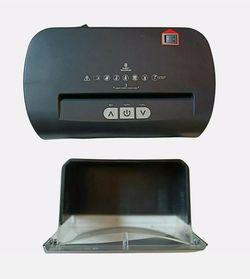 Like New Ativa® 8-Sheet Micro-Cut Desktop Shredder, OMM83H Thumbnail