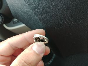 Sterling silver heart ring for Sale in Kissimmee, FL