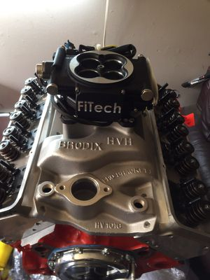 NEW -- Chevy 383 stroker, scat ,brodix alum head , roller cam for Sale in  Columbus, OH - OfferUp