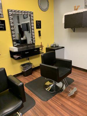 Photo Salon Chair
