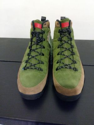 4a330e45bf2 Men's Nike AIR JORDAN Retro 9 Boot/Military Brown/Legion Green - Men's Size