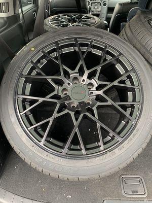 Photo TSW Sebring wheels/rims