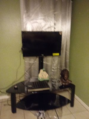 T v black d stand gd. Cond for Sale in Longwood, FL