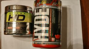 Pre workout and fat burning formula for Sale in Fairfax, VA