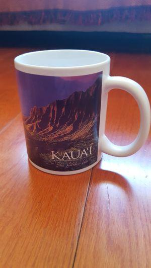 Kaua'i Garden Isle Hawaii Mug New for Sale in Los Angeles, CA