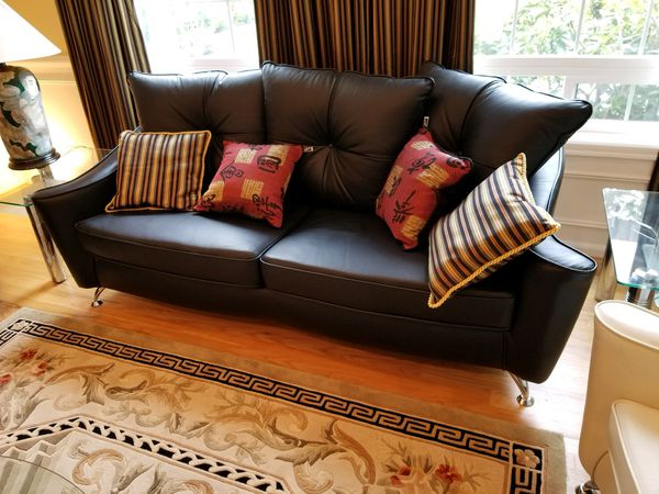 Italian Custom Leather Furniture New For Sale In Redmond Wa Offerup