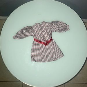 American Girl Doll Outfit - Christmas Dress for Sale in Orlando, FL