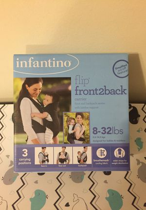 Infantino baby carrier for Sale in Palm Bay, FL