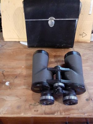Focal binoculars plus case for Sale in Vinton, VA