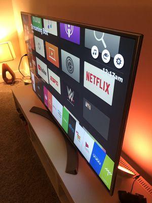 "LG Smart 4K UHD HDR 55"" TV for Sale in Vienna, VA"