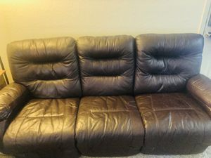 Marvelous New And Used Reclining Loveseat For Sale In Citrus Heights Machost Co Dining Chair Design Ideas Machostcouk
