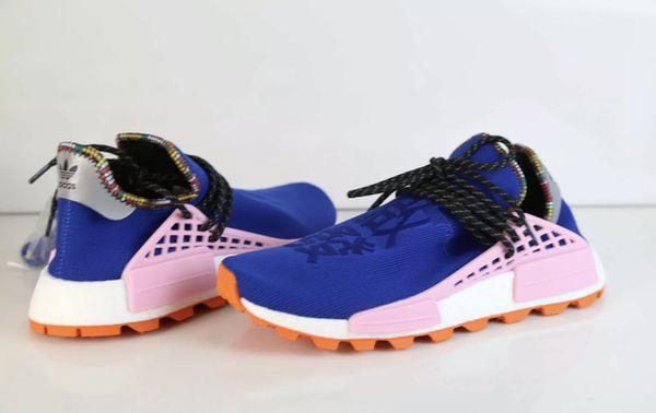 f3749b0f5 DS new adidas Pharrell NMD hU human race inspiration pack blue sz 10.5 sb  yeezy. Union City ...
