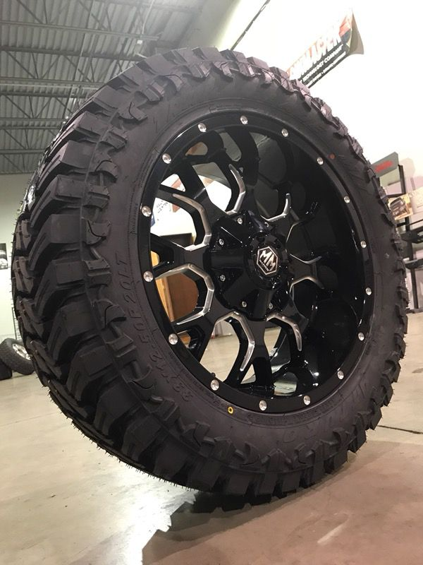 Used Auto Parts Phoenix >> Rines 20x10 Y Llantas 33x12.50-20 , Para Tu Troca De 6 Birlos (financiamos) for Sale in Phoenix ...