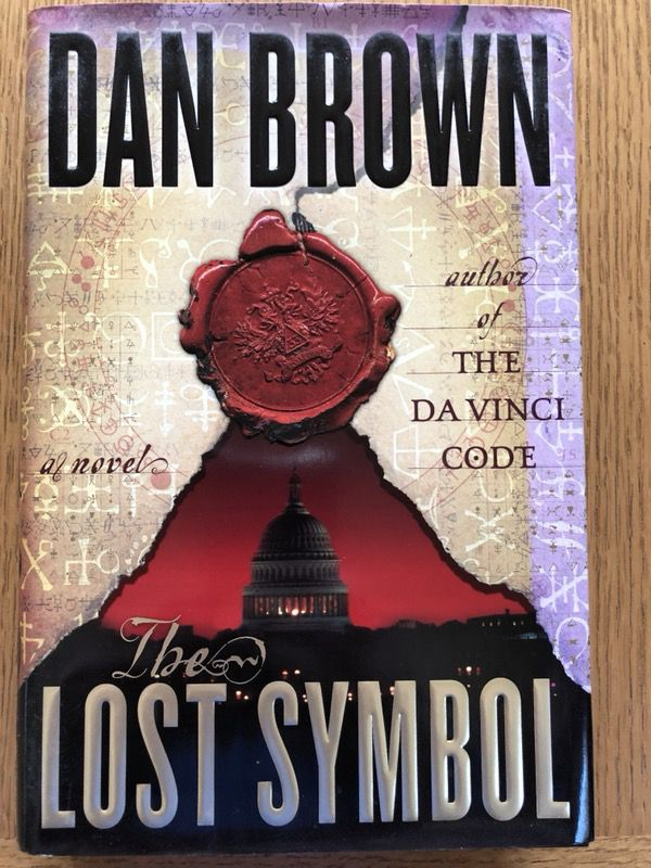 The Lost Symbol By Dan Brown For Sale In Campbell Ca Offerup