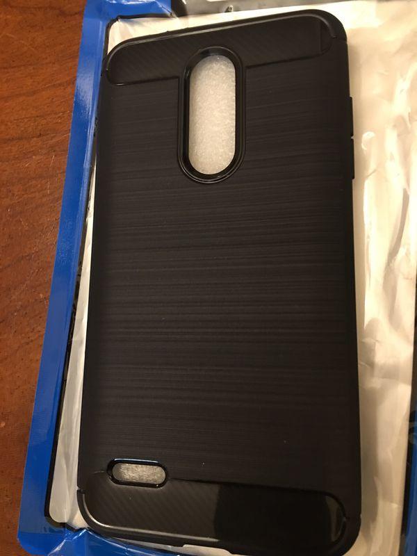 LG K30 Case,LG K10 2018 Case, LG Premier Pro LTE Case, Suensan TPU Shock  Absorption Technology Raised Bezels Protective Case Cover for LG K10 2018  sm