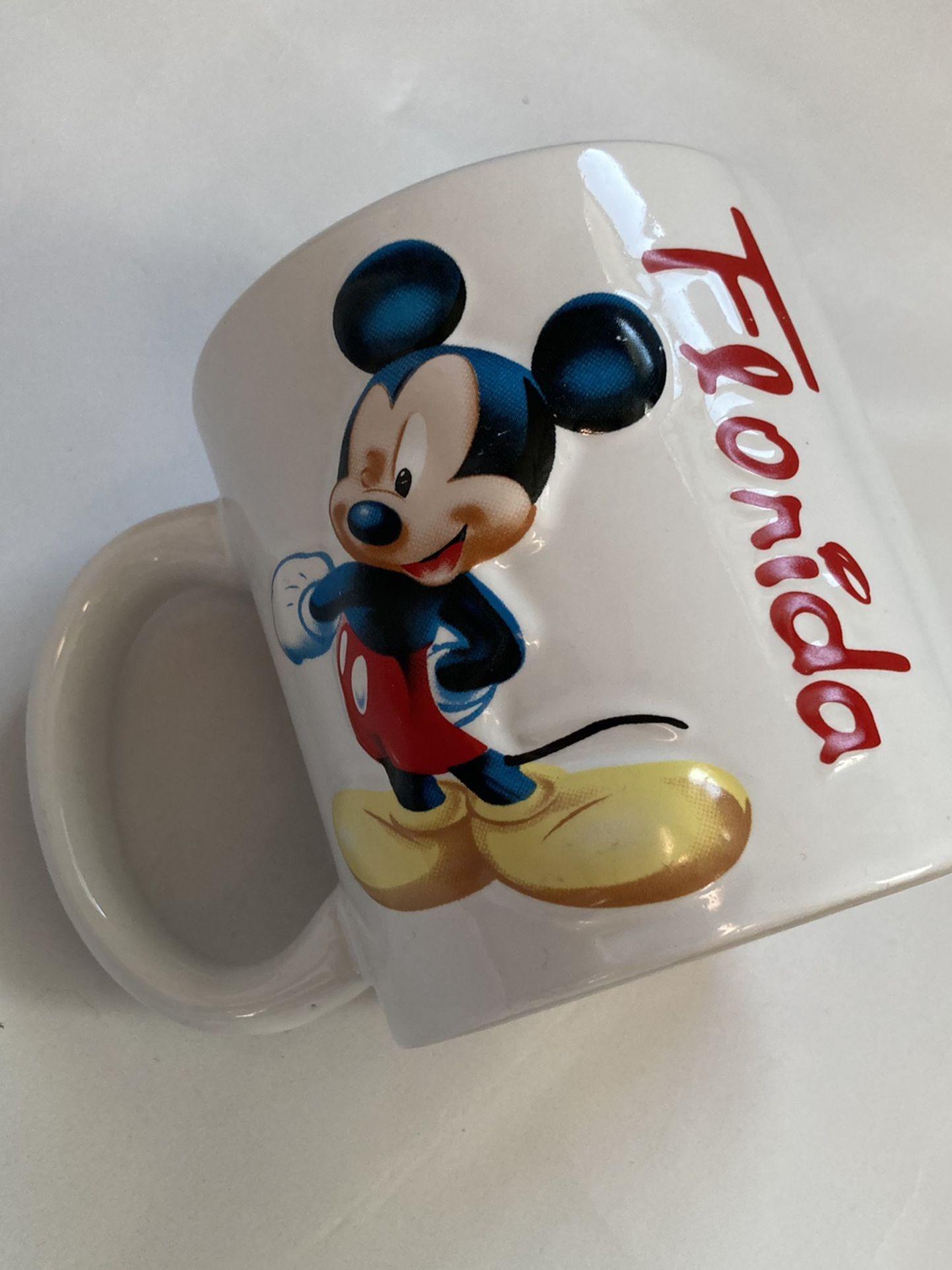 Mickey Mouse 3D Coffee Mug