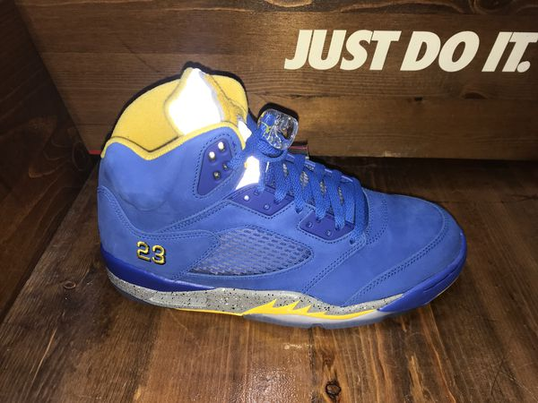6dd04897f4ee Air Jordan retro 5 Laney for Sale in San Pablo