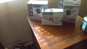 2Cameras & A Motion Detector for Sale in TN, US
