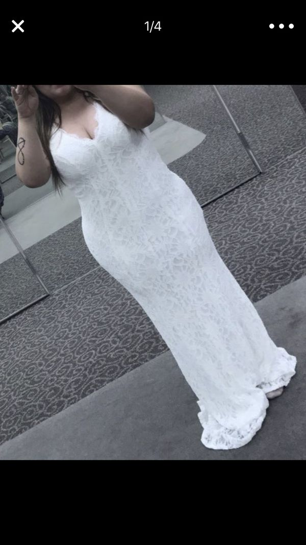 Wedding dress for Sale in Huntington Park, CA - OfferUp