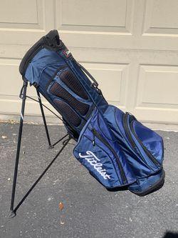 Titleist 3 Divider Golf Bag Thumbnail