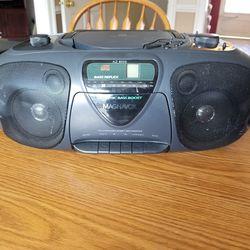 Magnavox AM/FM Radio w CD player  Thumbnail
