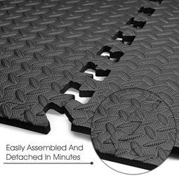 💥 Foam Mats – Cover 120 SqFt Thumbnail