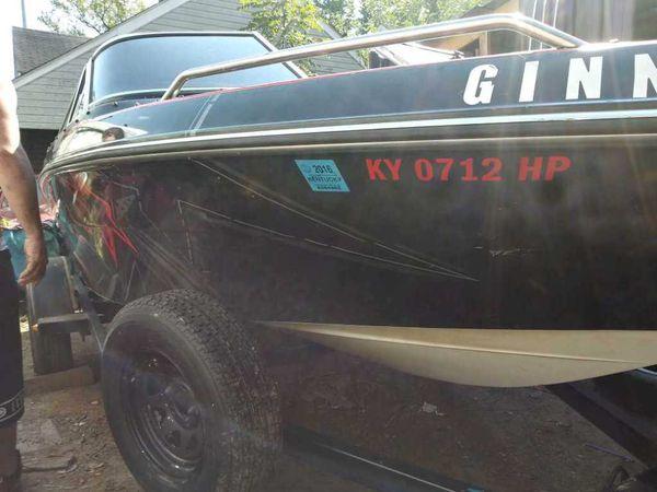 1996 four winns 115 johnson boat