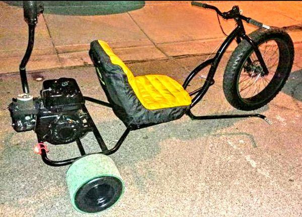 Motorized Drift Trike Fat Tire for Sale in Phoenix, AZ - OfferUp