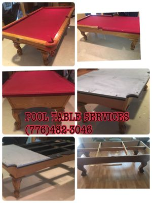 Pool Table For Sale In Miami FL OfferUp - Pool table movers miami