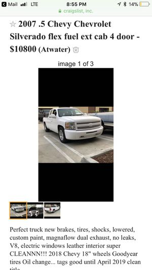 New and Used Chevy silverado for Sale in Manteca, CA - OfferUp