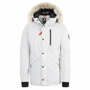 White Scar Ridge Timberland Jacket for Sale in San Francisco, CA