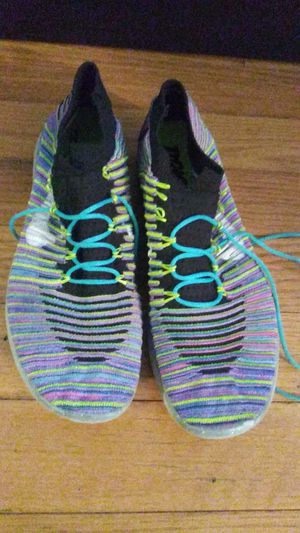 Nike free and flexible size 10 GREAT RUNNING SHOE for Sale in Alexandria, VA