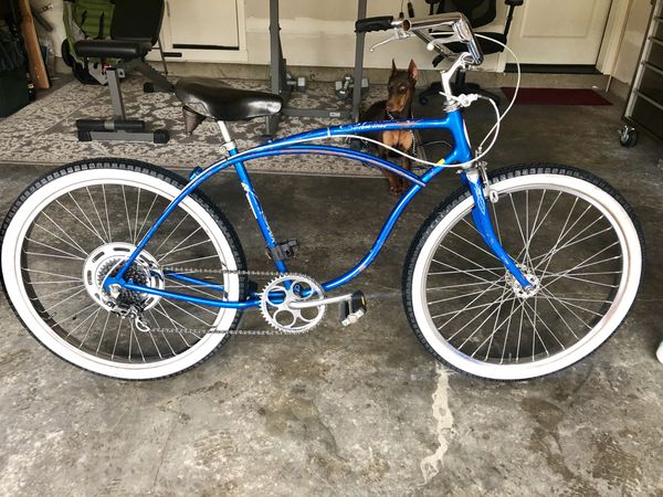 Vintage Schwinn Cruiser (made in USA) for Sale in Vancouver, WA - OfferUp